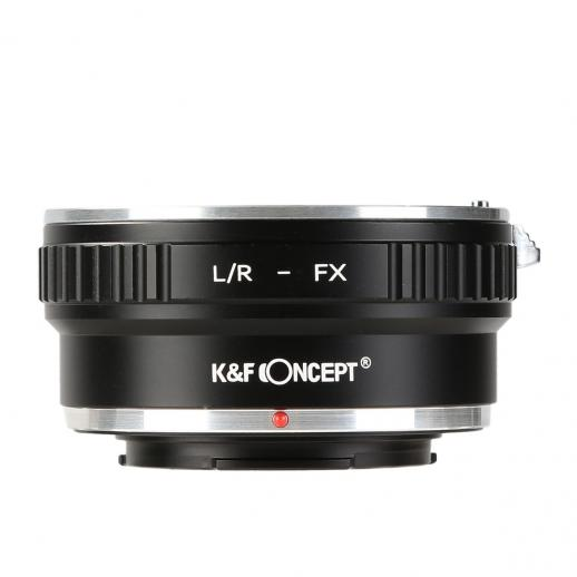 Leica R Lenses to Fuji X Mount Camera Adapter