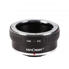 Adapter Obiektyw Olympus OM do Korpusów Fuji X