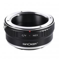 Adapter Obiektyw Contax Yashica do Korpusów Sony E