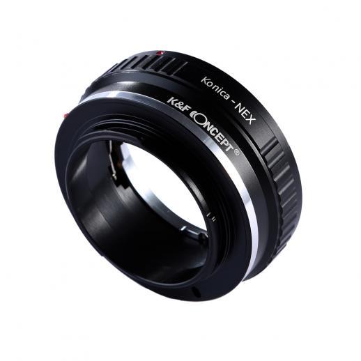 KONICA NEX Objektivadapter KONICA AR Objektiv an Sony NEX Kamera Adapter