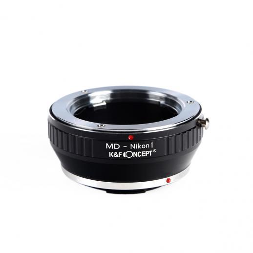 Adaptador Lentes Minolta MD MC para corpo Nikon 1