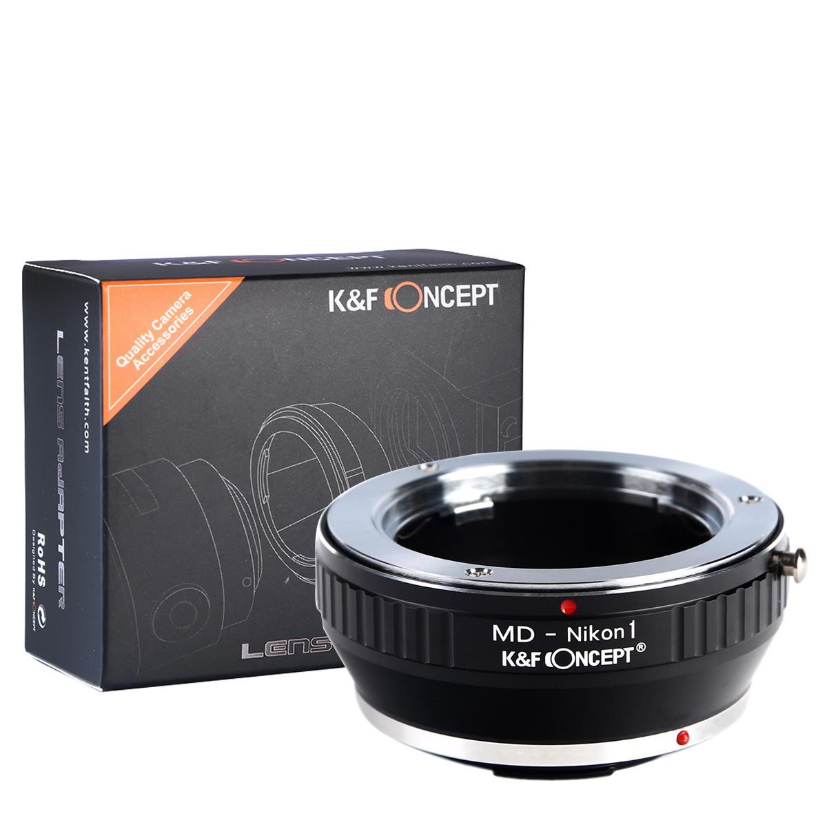 Adapter Obiektyw Minolta MD do Korpusów Nikon 1