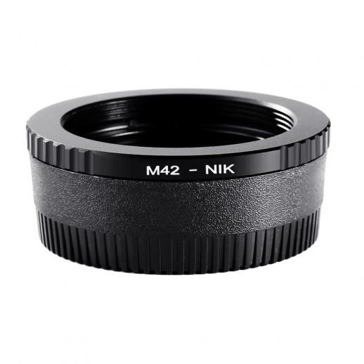 M42 Lentes para Nikon Câmera Adaptador
