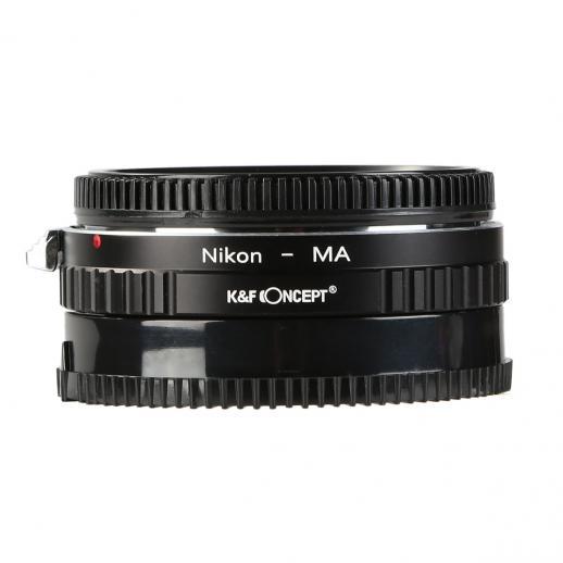 Nikon F Lentes para Sony A Câmera Adaptador