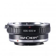 Adapter Obiektyw Canon EF do Korpusów Canon EOS M
