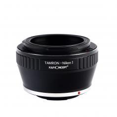 Tamron Adaptall II  Lenses to Nikon 1 Camera Mount Adapter