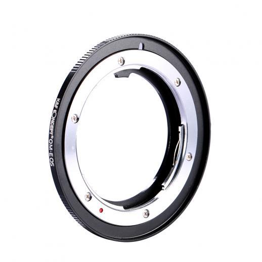 Adaptador Lentes Olympus OM para corpo Canon EF