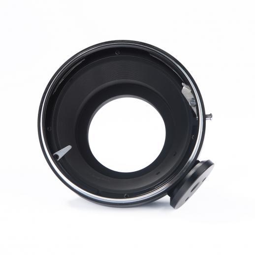 Lentes Bronica SQ para Adaptador de Montagem de Câmera Nikon com montagem em tripé