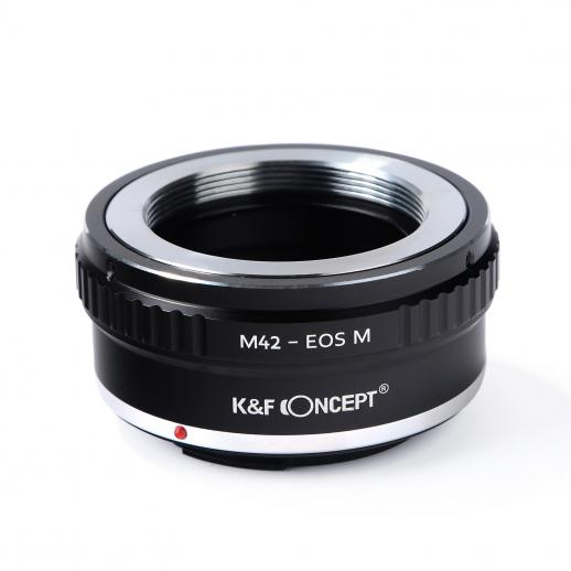 M42 Lenzen voor Canon EOS M Camera Adapter