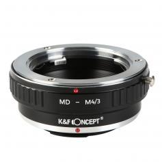 Adattatore per Obiettivi Minolta MD a Fotocamere M43