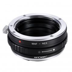 M22101 Adapter für Minolta(AF) / Sony A Objektive auf Sony E-Mount NEX Systemkamera