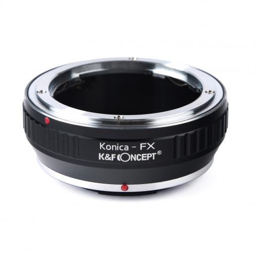 Adapter Obiektyw Konica AR do Korpusów Fuji X