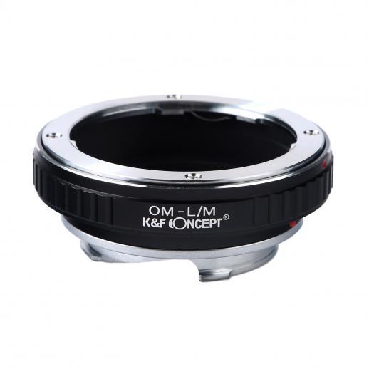 K&F M16151 Olympus OM Lentes para Leica M Adaptador de montagem de lente