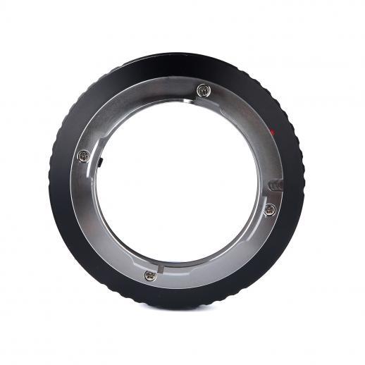 Adattatore per Obiettivi Olympus OM a Fotocamere Leica M