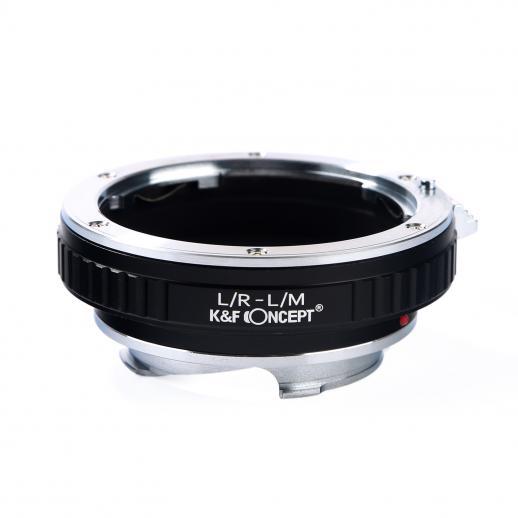 Adaptador Lentes Leica R para corpo Leica M