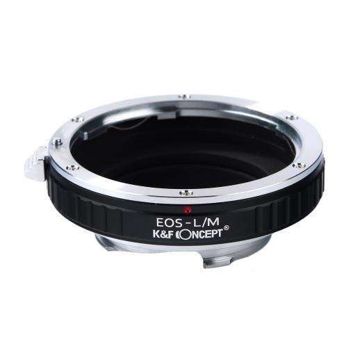 Adapter Obiektyw Canon EF do Korpusów Leica M