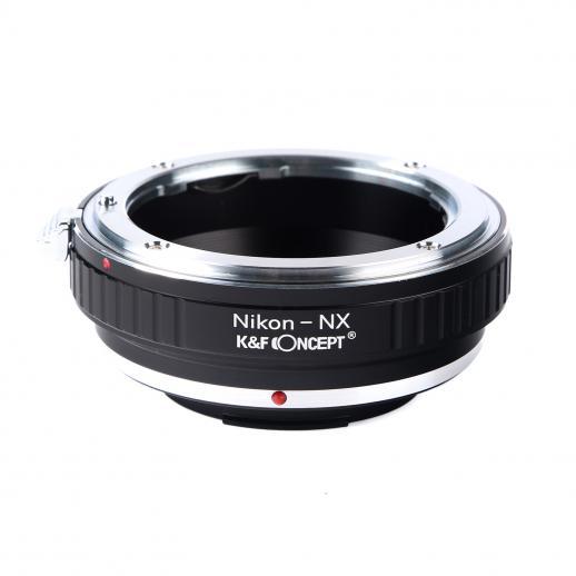 Nikon F Объективы для Samsung NX адаптер для крепления камеры