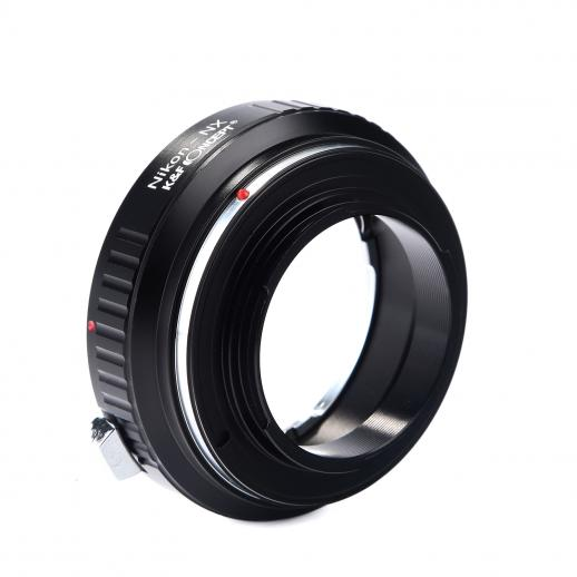 Adaptador del objetivo para Nikon F Mount objetiva a samsung NX