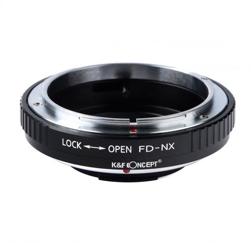 Canon FD Lenzen voor Samsung NX Camera Adapter