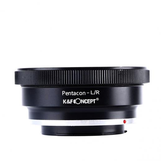 Pentacon 6 Kiev 60 lentes para Leica R Camera Mount Adapter