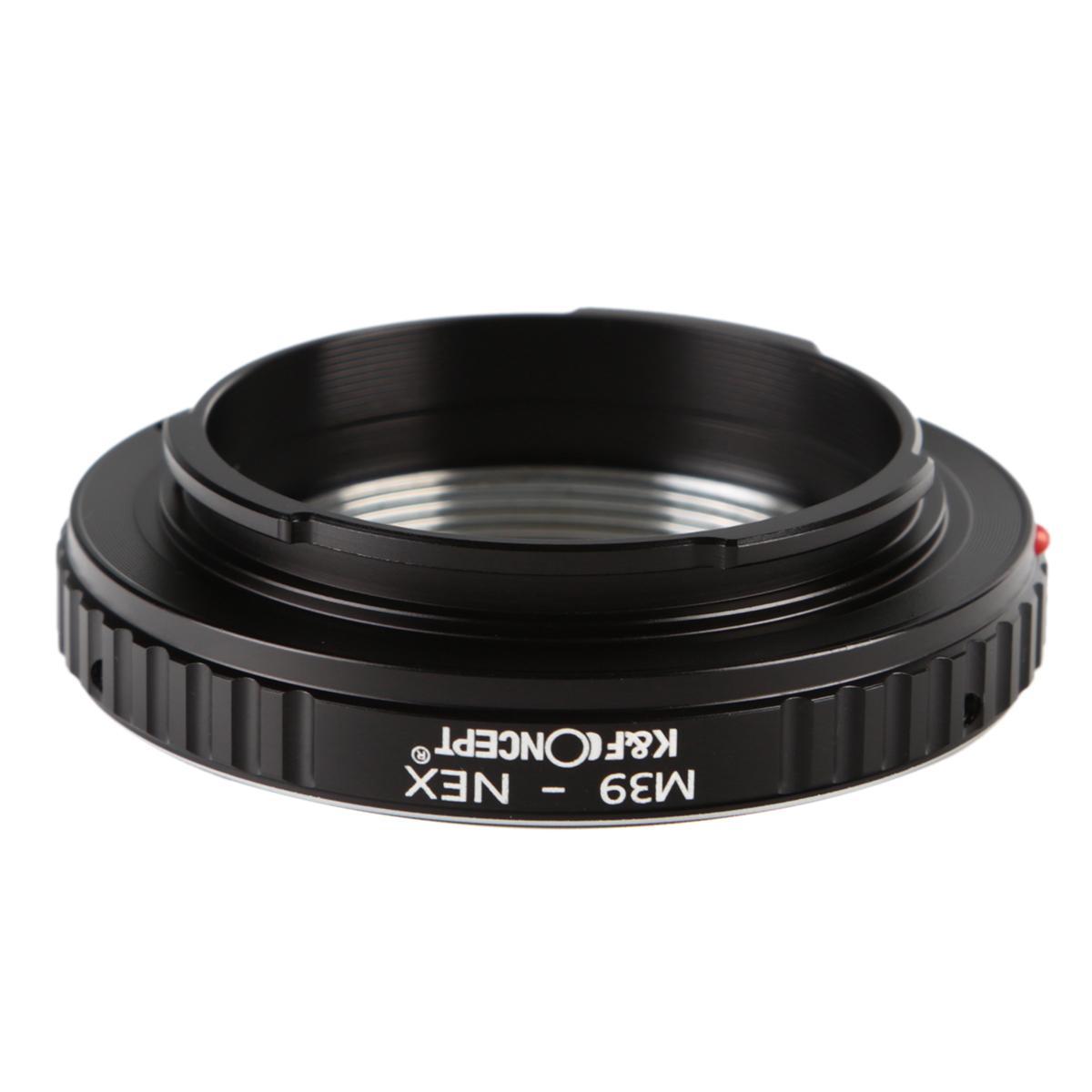 K&F M19101 M39 para Sony NEX E Adaptador de montagem de lente