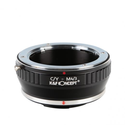 Contax Yashica Lenses to M43 MFT Mount Camera Adapter
