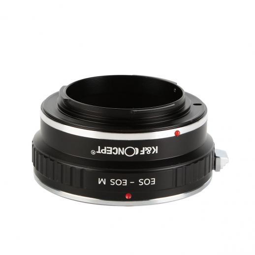 Adattatore per Obiettivi Canon EF a Fotocamere Canon EOS M