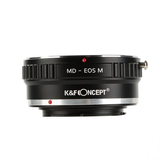 Minolta MD MC Lenses to Canon EOS M Camera Mount Adapter