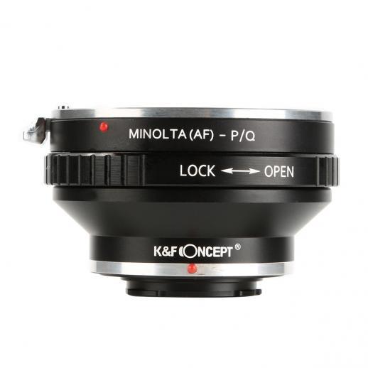 Minolta A / Sony A Переходник для крепления объективов к Pentax Q для камеры