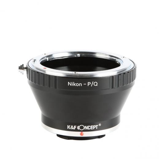 Nikon AI Lentes para Pentax Q Câmera Adaptador