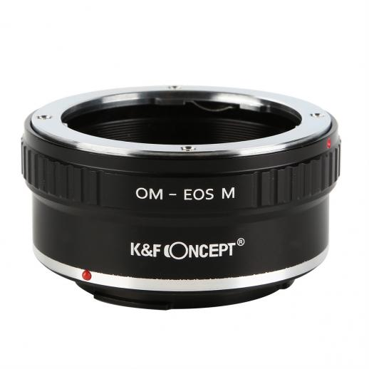 Olympus OM Lenzen voor Canon EOS M Camera Adapter