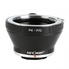 Adapter für Pentax K Objektiv auf Pentax Q Mount Kamera