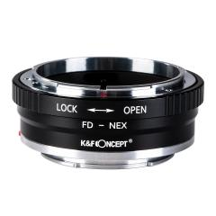 Canon FD Objectif pour Sony E Mount Appareil photo Bague Adaptateur