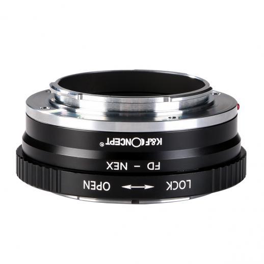 Adapter Obiektyw Canon FD do Korpusów Sony E