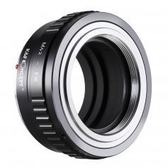 Adattatore per Obiettivi M42 a Fotocamere Fuji X
