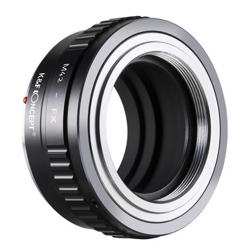 M42 Lenzen voor Fuji X Camera Adapter