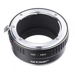 Nikon F Objectif pour Sony E Mount Appareil photo Bague Adaptateur