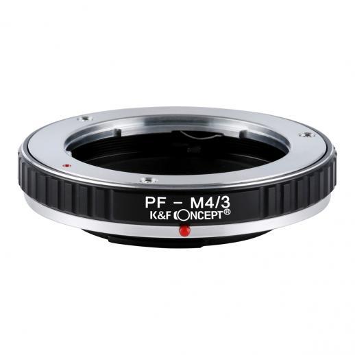 K&F M44121 Olympus Pen F Lentes para M43 Adaptador de montagem de lente MFT