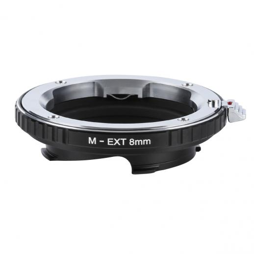 Lentes Leica M para Adaptador Leica M Mount M-EXT 8mm