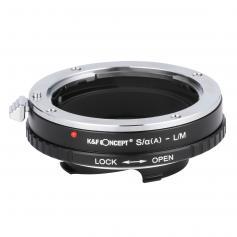 Adapter für Sony A Objektiv auf Leica M Mount Kamera