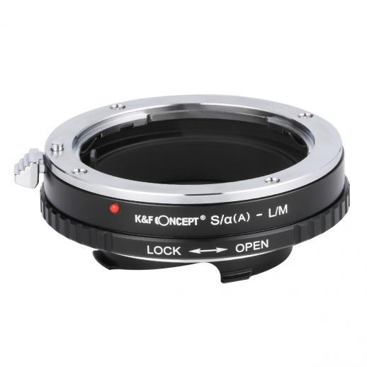 Minolta A / Sony A Lenzen voor Leica M Camera Adapter