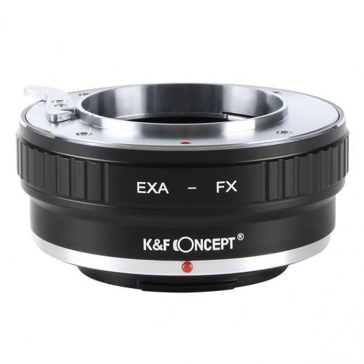 Exakta Lenzen voor Fuji X Camera Adapter