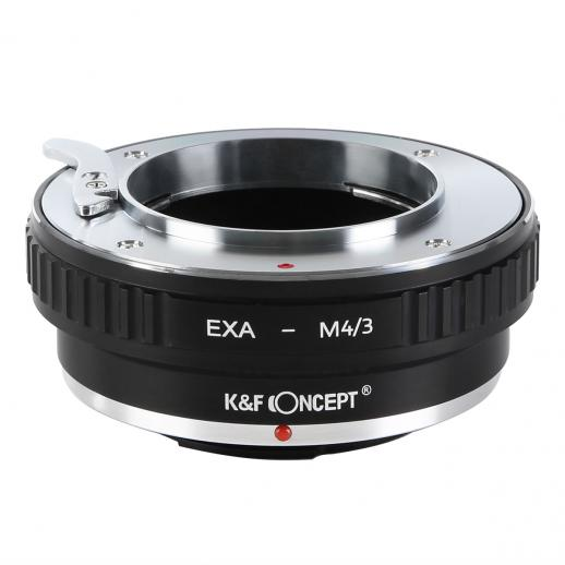 Exakta Objectif pour M43 MFT Caméra Bague Adaptateur
