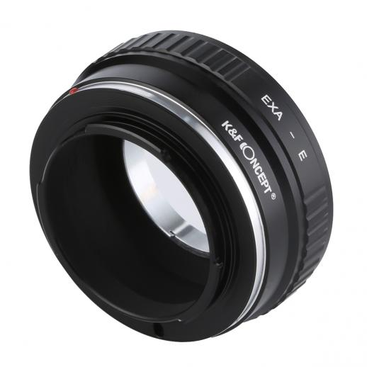 Adattatore per Obiettivi Exakta a Fotocamere Sony E Mount