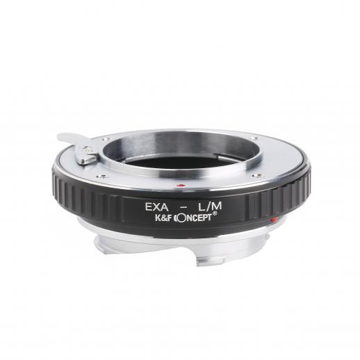 Exakta Lenzen voor Leica M Camera Adapter