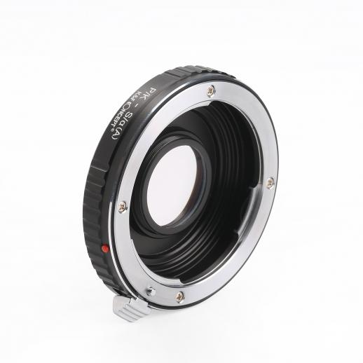 Pentax K Lenzen voor Minolta A / Sony A  Camera Adapter met optisch glas
