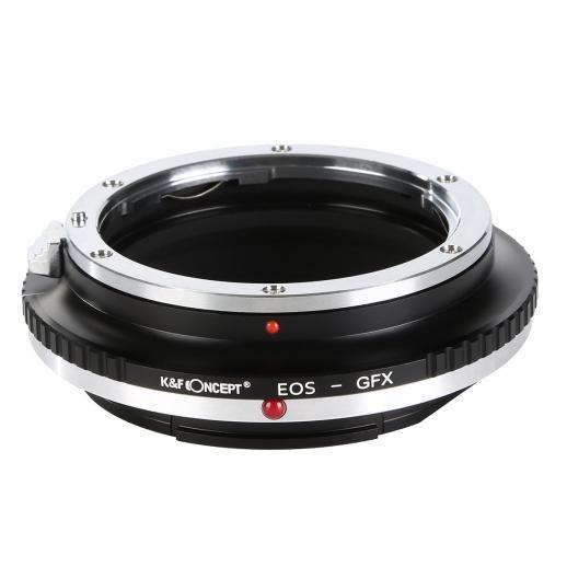Adapter Obiektyw Canon EF do Korpusów Fuji GFX