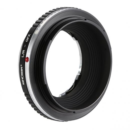Adapter Obiektyw Leica R do Korpusów Fuji GFX