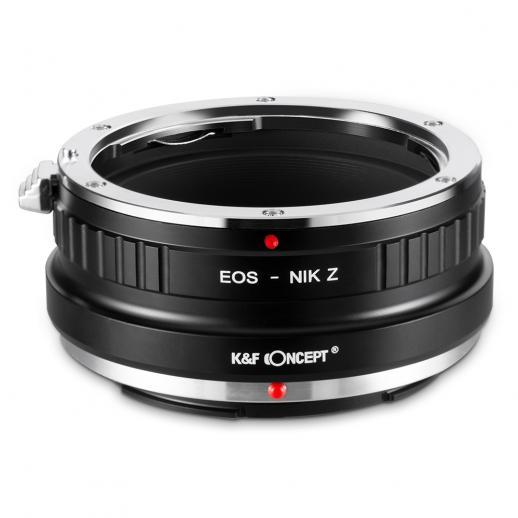Canon EF Lentes para Nikon Z Câmera Adaptador