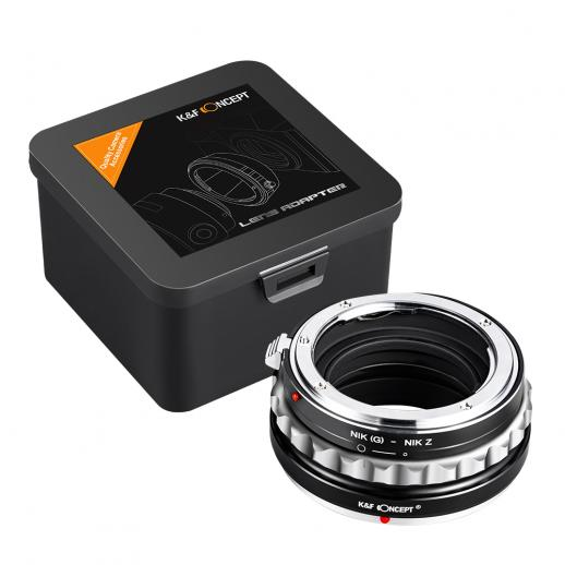 Adattatore per Obiettivi Nikon G a Fotocamere Nikon Z